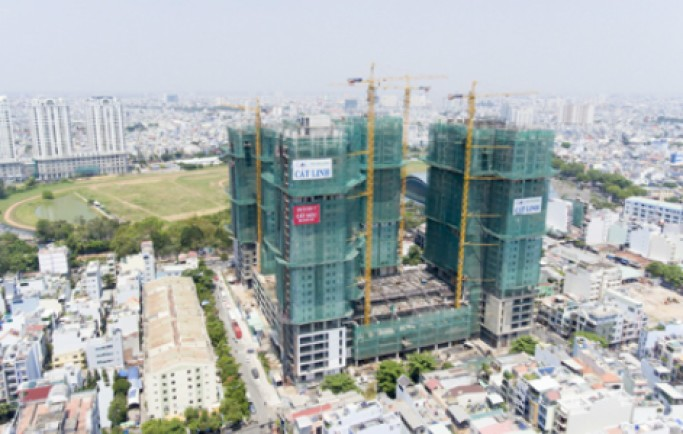 Mở bán những căn hộ đẹp nhất dự án 4 mặt tiền Xi Grand Court