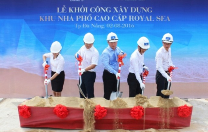 Đà Nẵng có thêm dự án nhà phố cao cấp