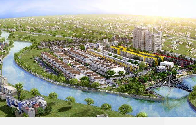 Khu đô thị Thới An City 2 mặt giáp sông giữa Sài Gòn