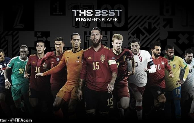 """11 siêu sao đua giải """"FIFA The Best"""": 4 SAO Liverpool mơ soán ngôi Ronaldo - Messi"""