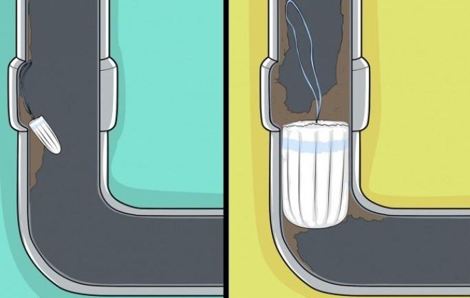 6 thứ nghiêm cấm không được xả xuống đường ống nước