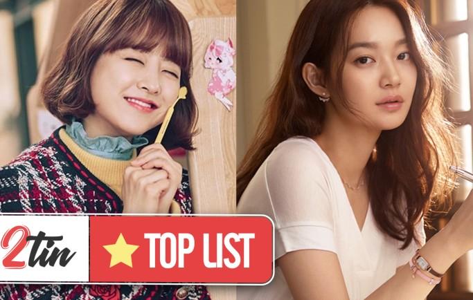 7 'nữ hoàng phim hài' đáng yêu nhất của màn ảnh Hàn   2tin