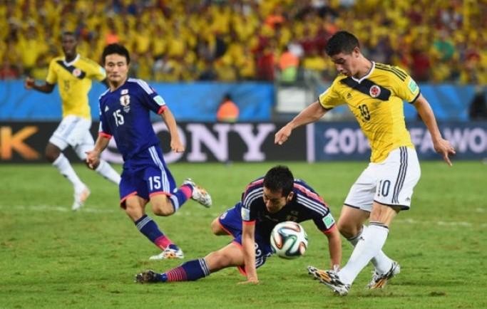 8live nhận định Colombia vs Nhật Bản, 19h00 ngày 19/6 (World Cup 2018)