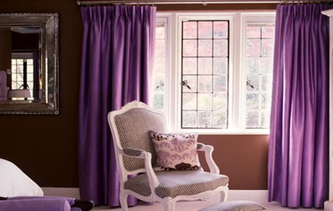 Ảo diệu với những chiếc rèm cửa màu sắc thuần khiết sang trọng