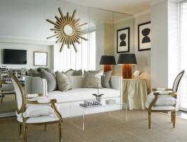 Bài trí thiết kế không gian sống cho ngôi nhà có diện tích nhỏ