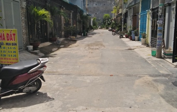 Bán nhà riêng tại Đường Số 37 - Quận 12 - Hồ Chí Minh