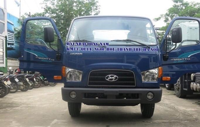 Bán xe tải hyundai new mighty 110s 7 tấn thành công mới 2018 giá rẻ