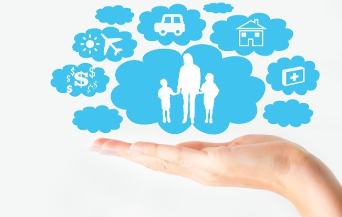 Bảo hiểm nhân thọ: hợp đồng cứu cánh gia đình