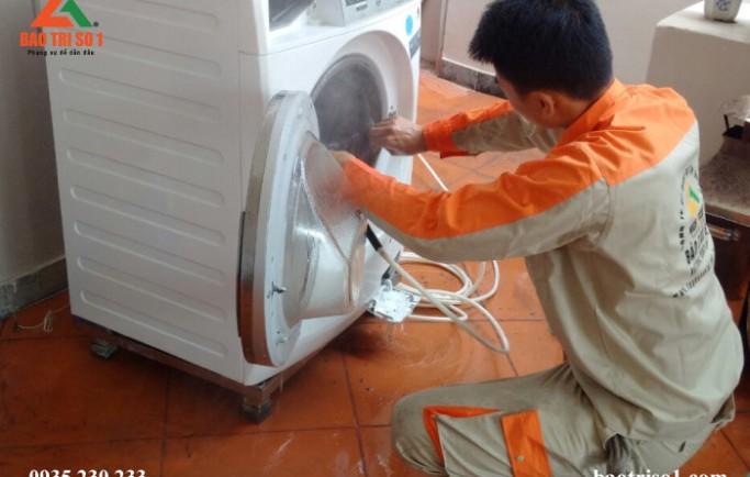 Bảo Trì Số 1 sửa máy giặt electrolux tại nhà dịch vụ tốt nhất
