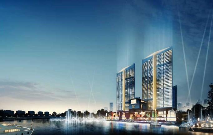 Căn hộ City Gate 3 thoải mái tiện nghi kiểu Châu Âu dự án vượt trội