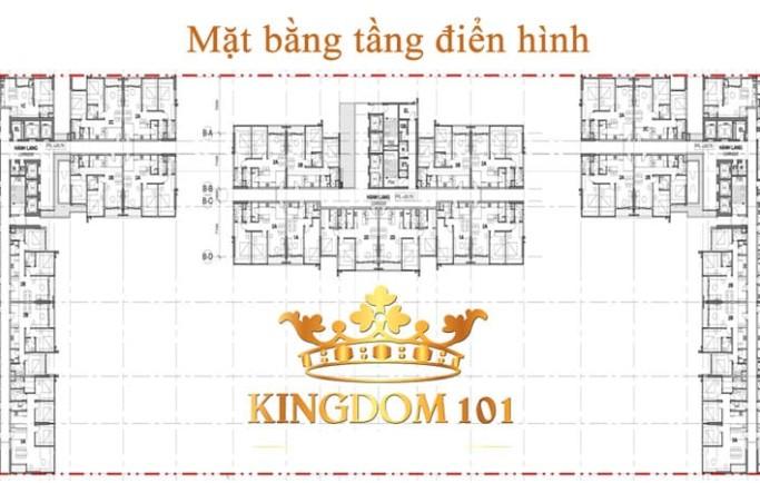 Căn hộ KingDom 101 nổi bật nhất