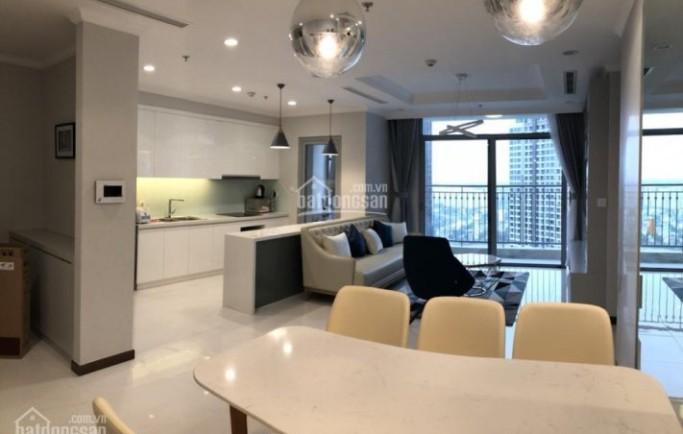 Chính chủ cho thuê căn hộ Vinhomes Central Park,3PN, nội thất cơ bản
