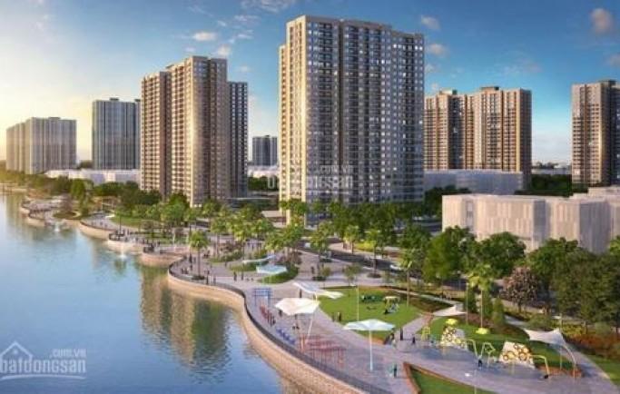 Chính thức nhận đặt chỗ căn hộ Vincity Quận 9, căn hộ Singapore giữa lòng thành phố
