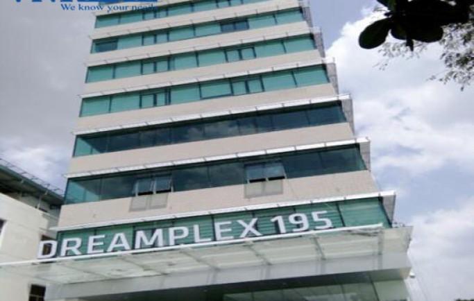 Cho thuê văn phòng quận bình thạnh tại tòa nhà Dreamplex  Building, 100m2, lầu 5