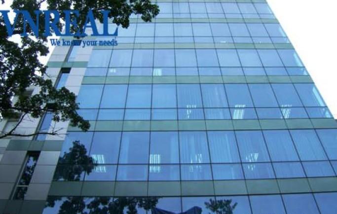 Cho thuê văn phòng quận phú nhuận tại cao ốc văn phòng We Building, 108m2, lầu 3
