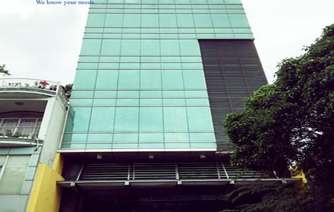 Cho thuê văn phòng quận phú nhuận tại tòa nhà VI Office Building, 60m2, lầu 4
