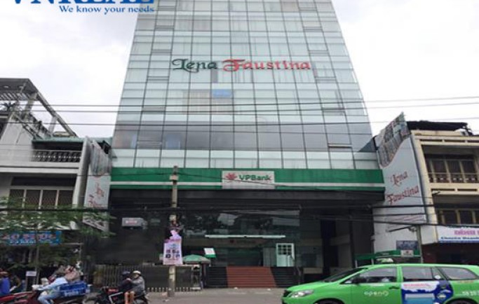 Cho thuê văn phòng quận tân bình tại GMG Building, 100m2, lầu 5