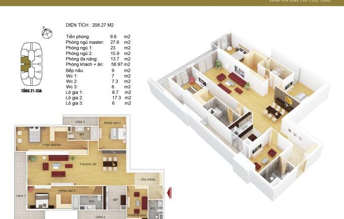 Chủ đầu tư cho thuê mặt bằng bán lẻ tại trung tâm thương mại Discovery Complex 302 cầu giấy