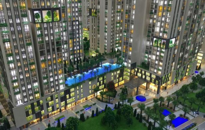 Chung cư cao cấp KingDom 101 dịch vụ ưu đãi nằm trung tâm trung tâm bậc nhất