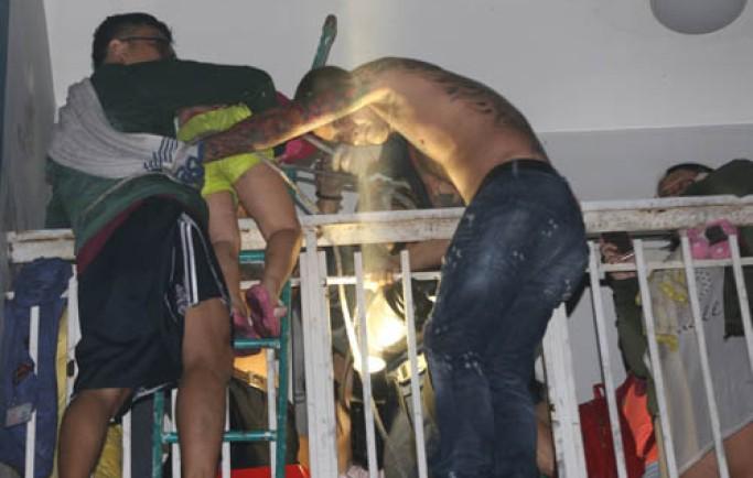 Công ty  đầu tư  xây dựng khu chung cư Carina có  hàng loạt  sai phạm trước vụ cháy