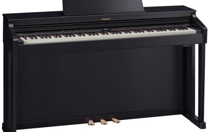 Cửa hàng bán đàn piano điện Roland HP-504 nhập khẩu từ nhật bản