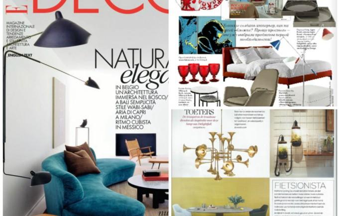 Đã tới thời gian cho việc đọc! Hãy tìm hiểu những tạp chí thiết kế nội thất tốt nhất