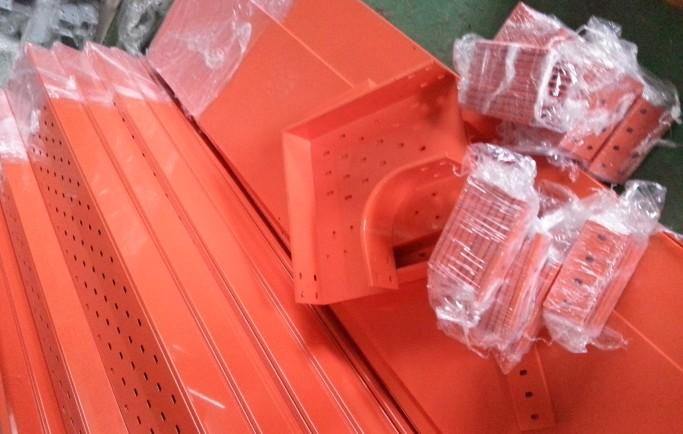 Dịch vụ sơn tĩnh điện thang máng cáp