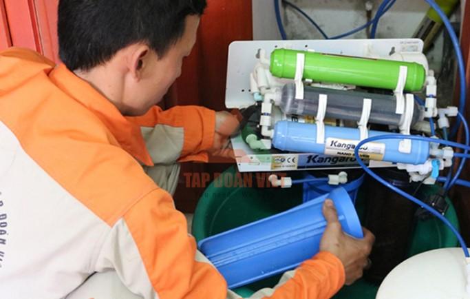 Dịch vụ sửa chữa máy lọc nước tại Hà Nội đảm bảo uy tín số một