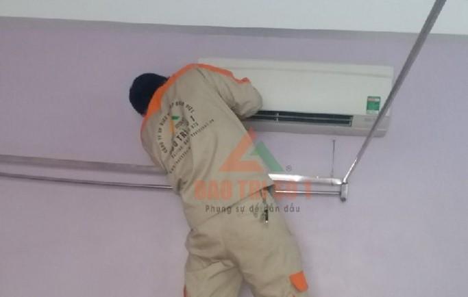 Dịch vụ sửa điều hòa tại nhà đảm bảo lỗi hết dứt điểm nhanh chóng