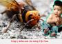 Diệt côn trùng tiết kiệm bảo vệ sức khoẻ