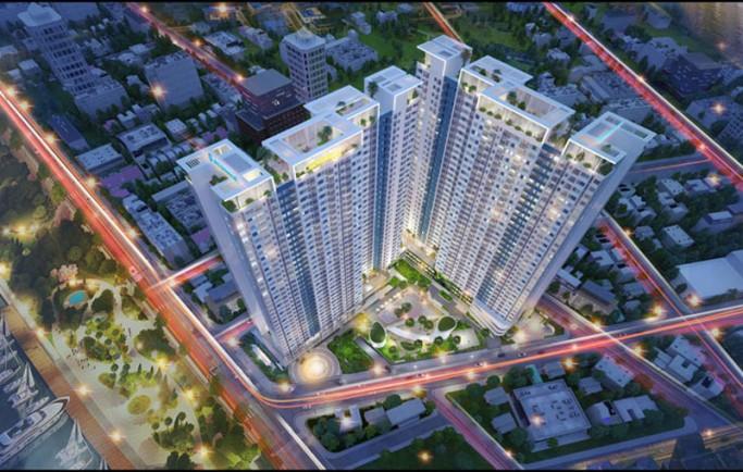 Định hình dự án căn hộ Kingdom 101 Tô Hiến Thành