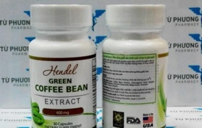ĐÔI NÉT VỀ SẢN PHẨM VIÊN TRÁNH CÂN GREEN COFFEE