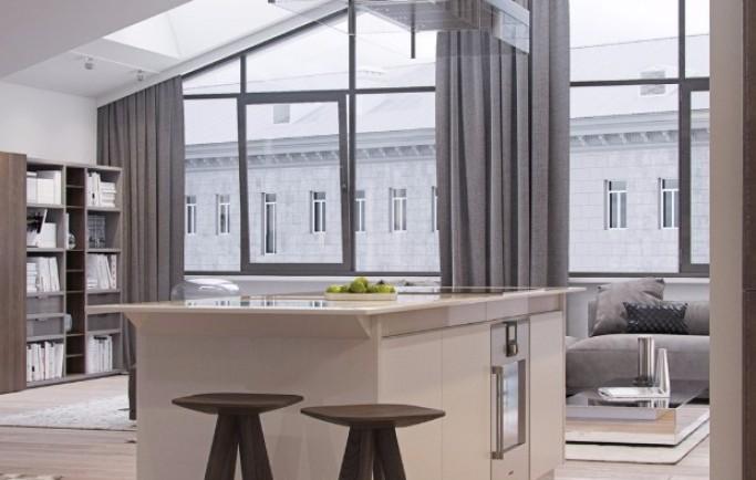 Đột nhập và tìm hiểu về căn hộ cao cấp tại Ý tỏa nắng với những thiết kế ánh sáng vô cùng hiện đại