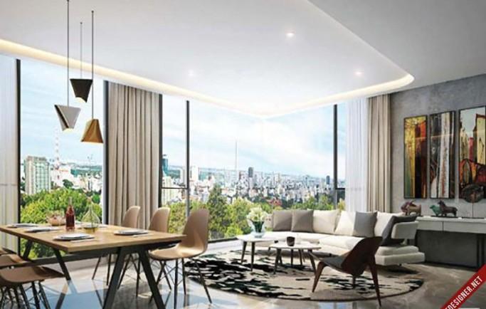 Dự án căn hộ chung cư KingDom 101 Thành Thái