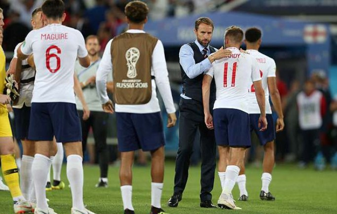 Fan 8live đưa tin: Southgate: 'Gặp Colombia sẽ là trận đấu lớn nhất của Anh trong thập kỷ qua'