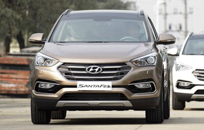 Giá xe Hyundai Santafe trong năm 2018