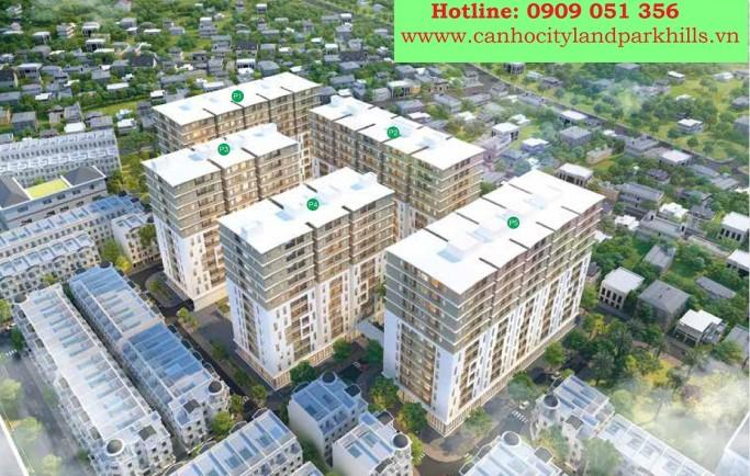 Giới thiệu căn hộ Cityland Park Hills Quận Gò Vấp