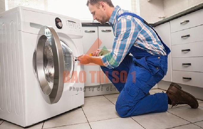 Giới thiệu dịch vụ sửa chữa máy giặt quận cầu giấy dứt điểm ngay