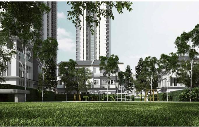 Giới thiệu dự án nhà ở ParkCity Hanoi tại Hà Đông