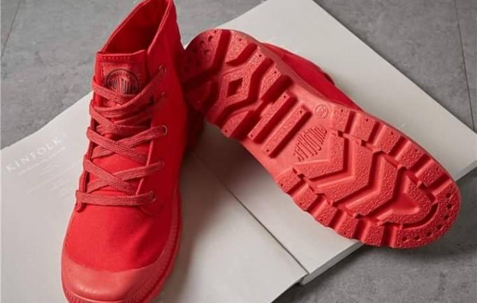 Giới thiệu giày Palladium