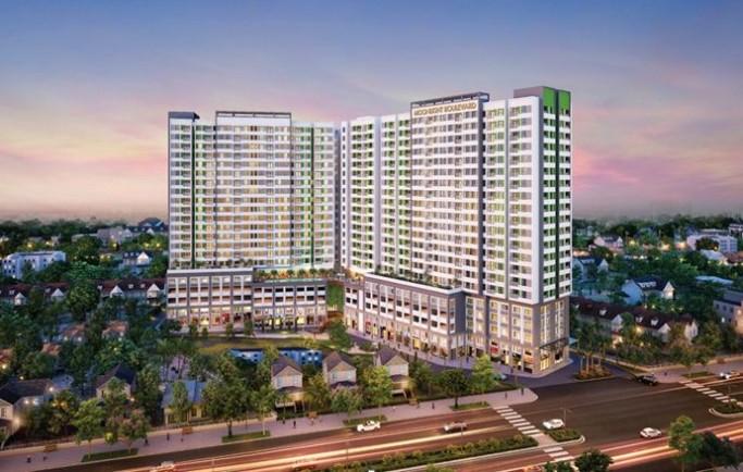 Hưng Thịnh có phát ngôn dự án căn hộ Lavida Plus Q.7