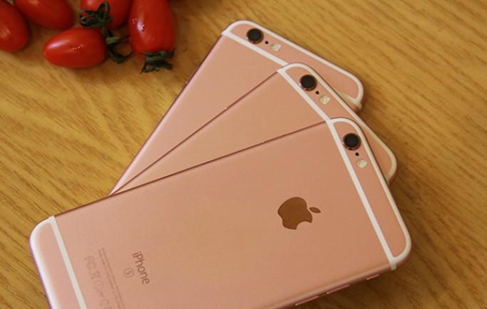 iPhone 6S nearnew đóng hộp nhựa xuất hiện
