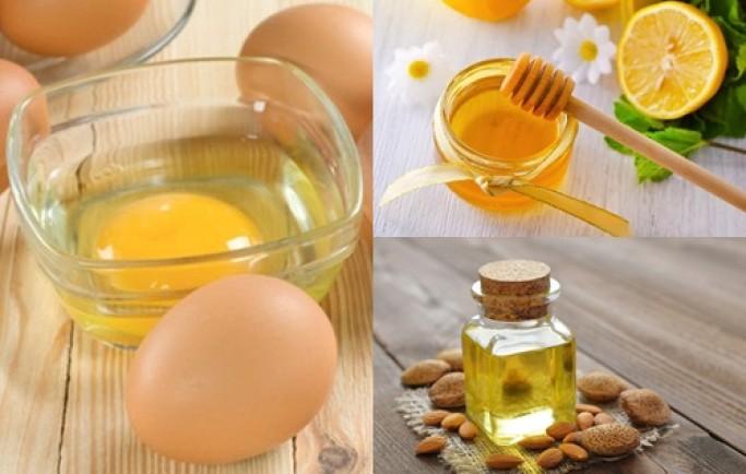 Kết hợp mật ong và trứng gà bạn sẽ có ngay cách dưỡng trắng gây sốt đấy