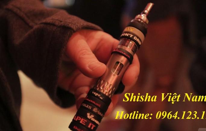 Khắc phục sự cố khi sử dụng Shisha bị khét bằng cách nào