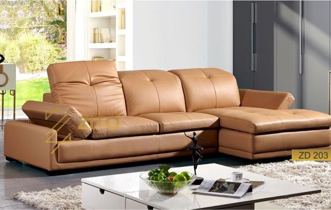 Kinh nghiệm để mua được bộ sofa da đẹp chất lượng