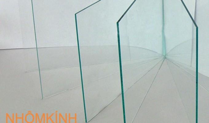 kính thường dày 10mm (ly) giá bao nhiêu?