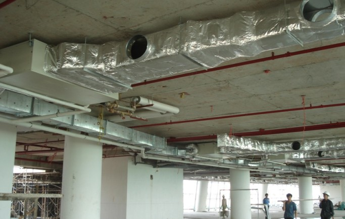 Lắp đặt Hệ thống thông gió dành cho nhà ở thoáng mát