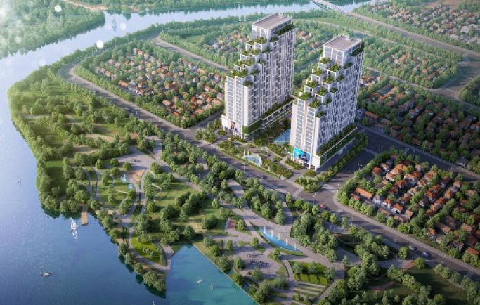 LuxGarden - căn hộ resort đẳng cấp bên sông Sài Gòn
