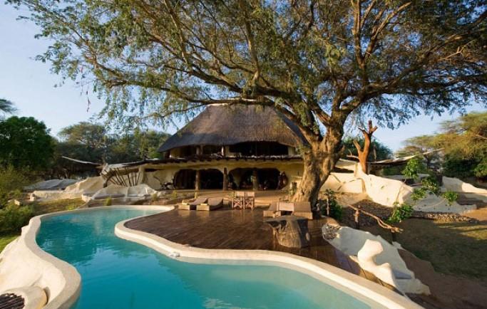 Mê đắm hòa mình trong không gian của ngôi biệt thự sông Chongwe tuyệt đẹp