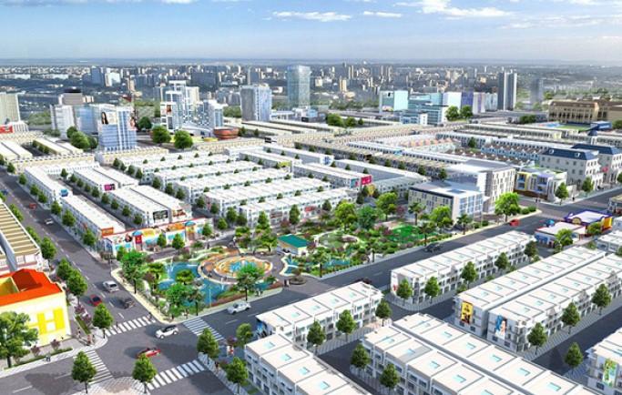 Mega City cư dân có thể tiếp cận trung tâm thành phố mới Bình Dương
